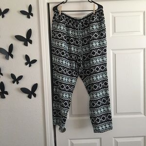 Charlotte Russe Pants - Gorgeous Charlotte Russe Chiffon pants!